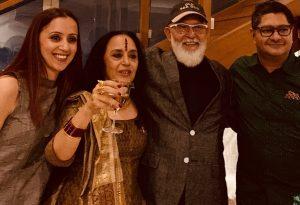 Ila Arun & Family